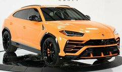 2021 Lamborghini Urus Base