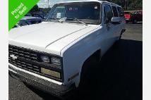 1991 Chevrolet Suburban R2500