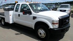 2008 Ford F-350 XL SuperCab Long Bed DRW 4WD