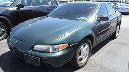 1999 Pontiac Grand Prix SE