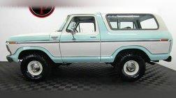 1978 Ford Bronco XLT Ranger!