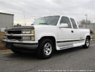 1996 Chevrolet C/K 1500 C/K Extended Cab Short Bed Flare Step Side