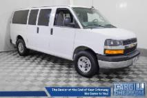 2017 Chevrolet Express LT 2500