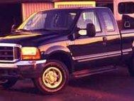 2001 Ford Super Duty F-250 XLT