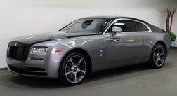 2015 Rolls-Royce Wraith Base