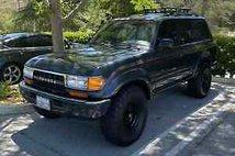 1991 Toyota Land Cruiser Base