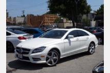 2014 Mercedes-Benz CLS-Class CLS 550