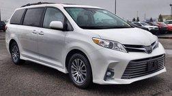 2020 Toyota Sienna Base