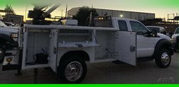 2013 Ford Super Duty F-450 XL Reading Service Body 3 Ton Auto Crane Mechanic
