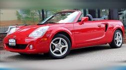 2003 Toyota MR2 Spyder Base
