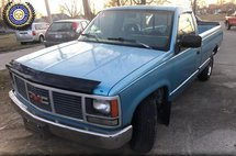 1993 GMC  Special Reg. Cab 8-ft. Bed 2WD