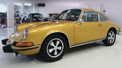 1973 Porsche 911 2.4 Sunroof Coupe | Many rare factory options
