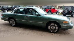1997 Ford Crown Victoria Base