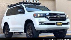 2020 Toyota Land Cruiser 4WD (Natl)