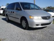 2001 Honda Odyssey LX