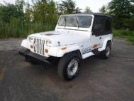 1990 Jeep Wrangler Islander