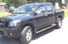 2005 Nissan Titan LE Crew Cab