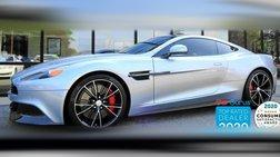 2014 Aston Martin Vanquish Base