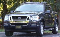 2007 Ford Explorer Sport Trac XLT