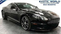 2012 Aston Martin DBS Base