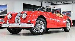 1954 Jaguar XK SE