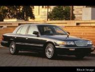 1997 Mercury Grand Marquis GS
