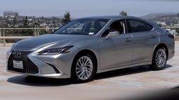 2019 Lexus ES 300h Ultra Luxury