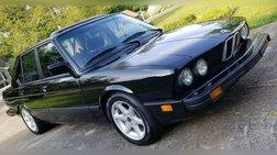 1986 BMW 5 Series 535i
