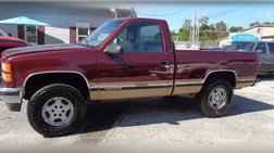 1997 GMC  Special Reg. Cab 6.5-ft. Bed 4WD