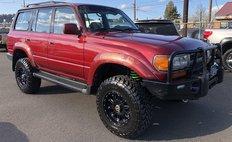 1992 Toyota Land Cruiser Base