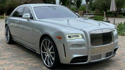 2015 Rolls-Royce Ghost Base