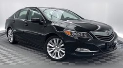 2014 Acura RLX w/Advance