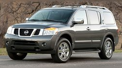 2013 Nissan Armada SL