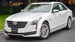 2017 Cadillac CT6 2.0T