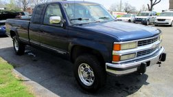1994 Chevrolet C/K 2500 HD Ext Cab 155.5