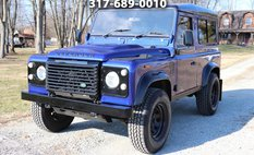 1990 Land Rover Defender 2-Door 4WD