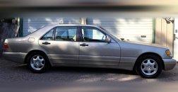 1999 Mercedes-Benz S-Class S 420