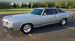 1971 Chevrolet Monte Carlo custom