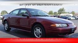 2003 Oldsmobile Alero GL1