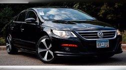 2011 Volkswagen CC Sport