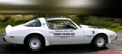 1980 Pontiac  Official Pace Car