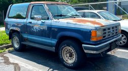 1989 Ford Bronco II 4WD