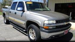 2002 Chevrolet Silverado 1500HD Crew Cab 156.0