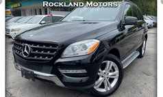 2015 Mercedes-Benz M-Class ML 250 BlueTEC