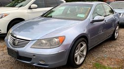 2006 Acura RL 4dr Sdn AT (Natl)