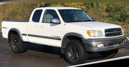 2001 Toyota Tundra SR5