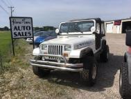 1987 Jeep Wrangler Base