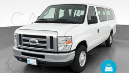 2012 Ford E-Series Wagon XLT Extended Van 3D