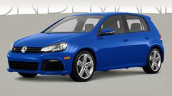 2013 Volkswagen Golf R Base
