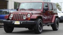 2007 Jeep Wrangler Unlimited Sahara